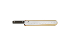 "Shun Classic 12"" Hollow Ground Brisket Knife w/Saya"