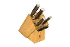Shun Premier 6-Piece Knife Block Set