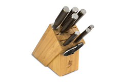 Shun Premier 9-Piece Knife Block Set