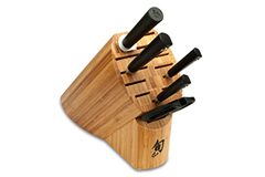 Shun Sora 6 Piece Knife Block Set