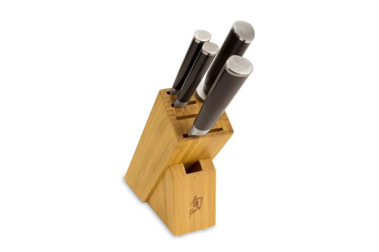 Shun Classic 5-Piece Knife Starter Set