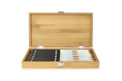 KAI PRO 6-Piece Steak Knife Set