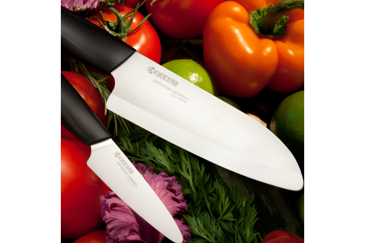 Kyocera Revolution 2-Piece Ceramic Knife Set