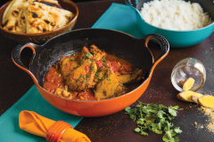 Le Creuset Cast Iron 3 Quart Balti Dish