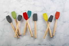Le Creuset Craft Series Spatula Spoons