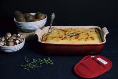 Le Creuset Stoneware Heritage Rectangular Dish