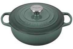 Le Creuset Signature Cast Iron 3.5 Quart Sauteuse - Artichaut