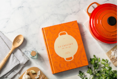 Le Creuset 2018 Cookbook