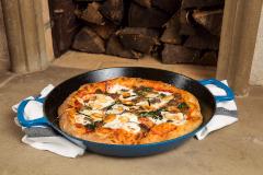 Le Creuset Cast Iron 3.25 Quart Paella Pans