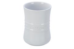 Le Creuset Stoneware 1 Quart Utensil Crock White