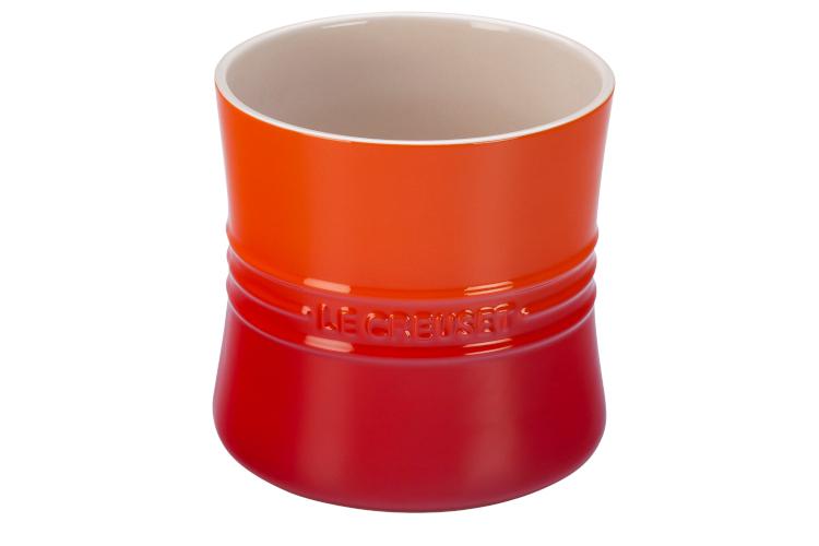 Le Creuset Stoneware 2.75 Quart Utensil Crock - Flame