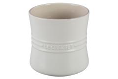 Le Creuset Stoneware 2.75 Quart Utensil Crock White