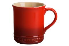 Le Creuset Stoneware Classic Coffee Mug - Cerise
