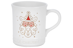 Le Creuset Noel Collection Mugs