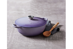 Le Creuset Cast Iron 3.5 Quart Chef's Ovens