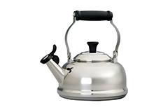 Le Creuset Stainless Steel 1.7 Quart Whistling Tea Kettle