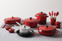 Le Creuset 20-Piece Mixed Material Cookware Sets