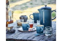 Le Creuset Stoneware Espresso Mugs