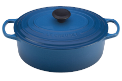 Le Creuset Signature Cast Iron Oval Ovens - Marseille