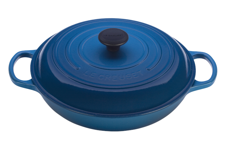Le Creuset Signature Cast Iron Braisers - Marseille