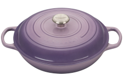 Le Creuset Signature Cast Iron 3.5 Quart Braiser - Provence