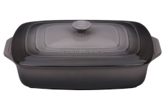 Le Creuset Stoneware Covered Rectangular Casserole