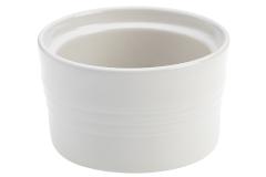 Le Creuset Stoneware Stackable Ramekin - White