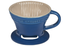 Le Creuset Stoneware Pour Over Coffee Cone - Marseille
