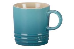 Le Creuset Stoneware Classic Espresso Mug - Caribbean