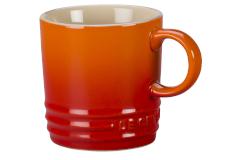Le Creuset Stoneware Classic Espresso Mug - Flame