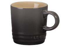 Le Creuset Stoneware Classic Espresso Mug - Oyster