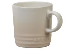 Le Creuset Stoneware Classic Espresso Mug - Meringue