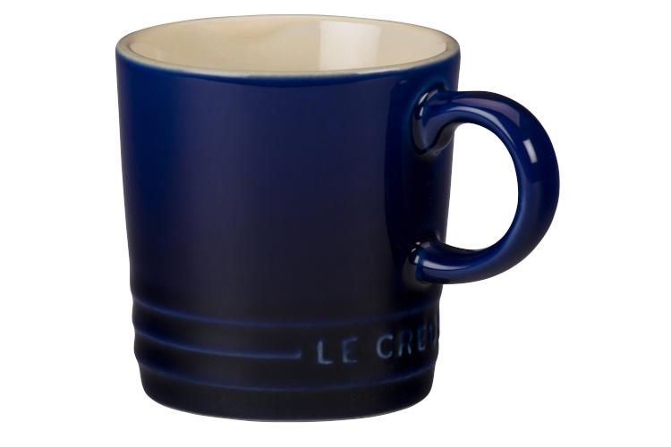 Le Creuset Stoneware Classic Espresso Mug - Indigo