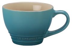 Le Creuset Stoneware Bistro Mug - Caribbean