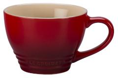 Le Creuset Stoneware Bistro Mug - Cerise