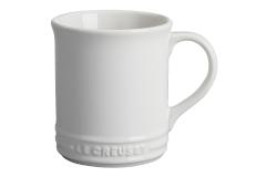 Le Creuset Stoneware Classic Coffee Mug - White