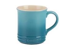 Le Creuset Stoneware Classic Coffee Mug - Caribbean