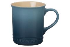Le Creuset Stoneware Classic Coffee Mug - Marine