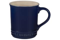 Le Creuset Stoneware Classic Coffee Mug - Indigo