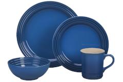 Le Creuset Stoneware 16-Piece Dinnerware Set - Marseille