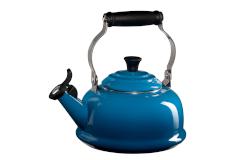 Le Creuset Enamel on Steel 1.7 Quart Whistling Tea Kettle - Marseille