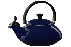 Le Creuset Enamel on Steel 1.6 Quart Zen Tea Kettle - Indigo
