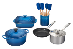 Le Creuset 12-Piece Mixed Material Cookware Set- Marseille