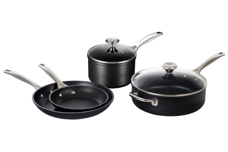 Le Creuset Toughened Nonstick PRO 6-Piece Cookware Set