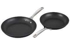 Le Creuset Toughened Nonstick PRO 9.5/11 Fry Pan Set