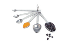 Amco Stainless Steel Professional Performance Measuring Spoons