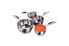 Amco Stainless Steel Advanced Performance Measuring Cups