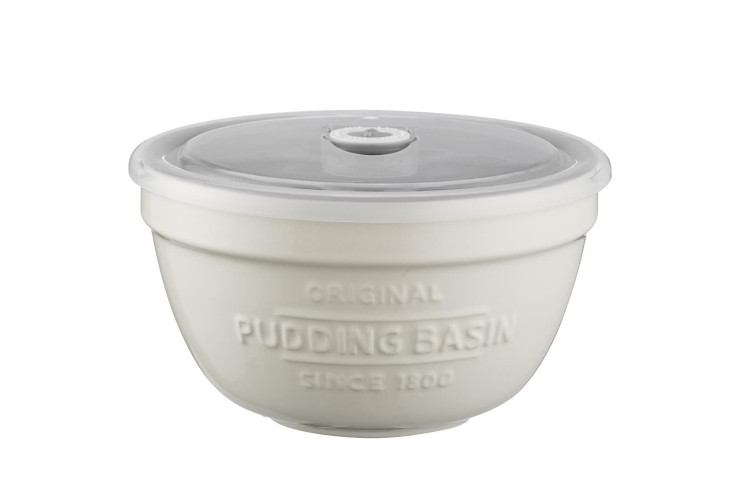 Mason Cash Innovative Kitchen Pudding Basin with Lid