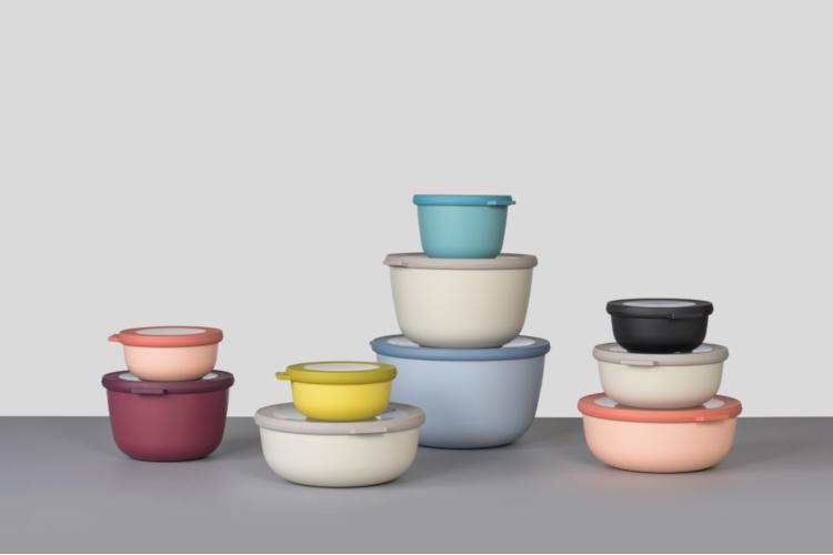 Mepal-Rosti CIRQULA Multi-Bowls with Lid