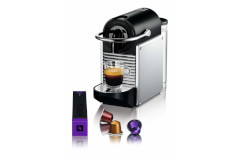 Nespresso Pixie Coffee Machine Aluminum